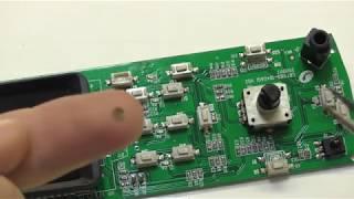 Что делать если не работает кнопа в автомагнитоле...