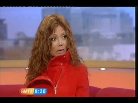 La Toya Jackson - GMTV Interview (5/10/09)