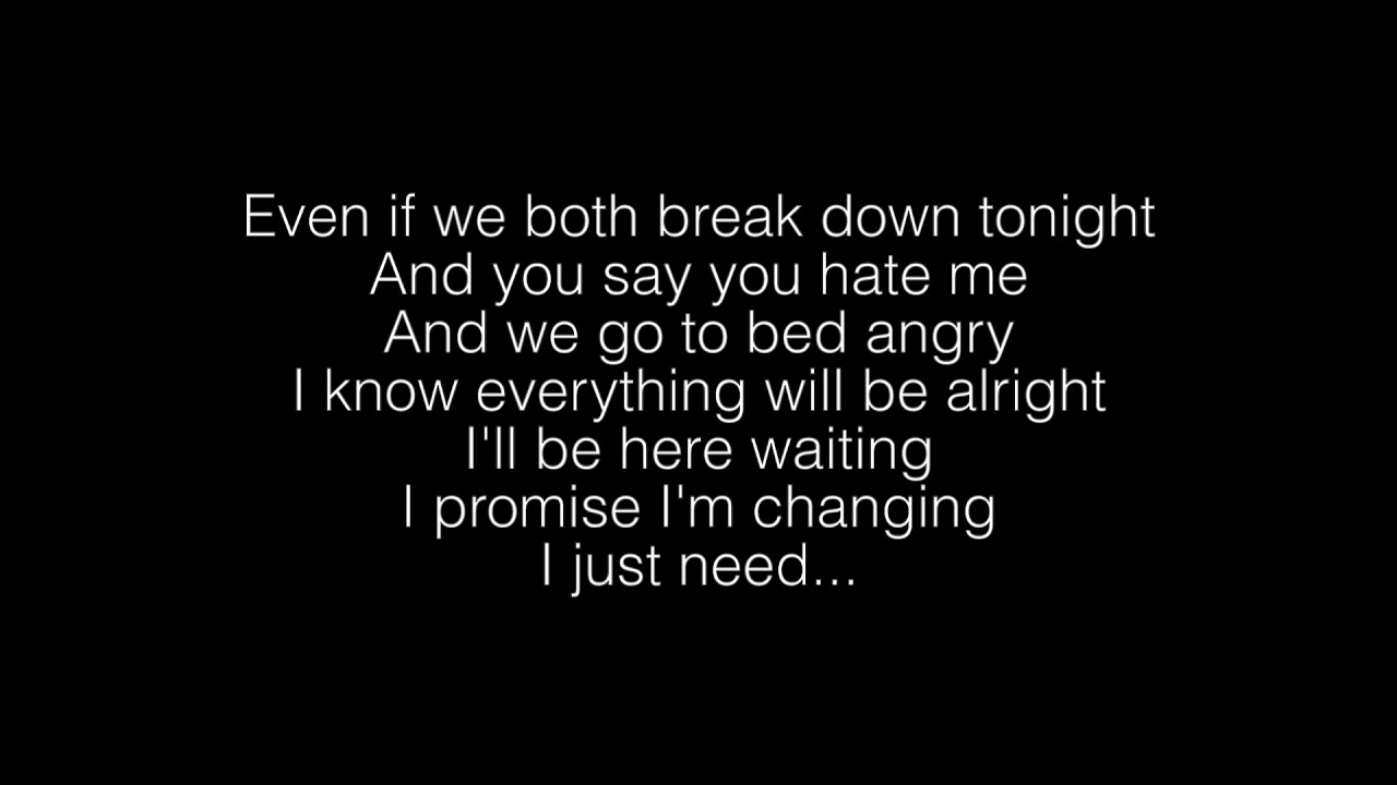 Nf Time Lyrics Youtube