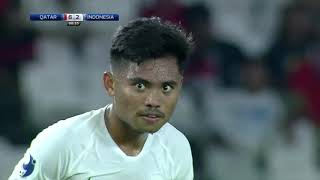 Download Video Indonesia VS Qatar (Afc Cup U19 Championship 2018) ENGLISH COMMENTARY!!! MP3 3GP MP4