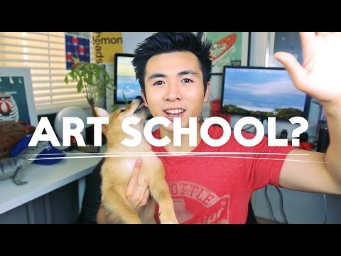 Should you go to ART SCHOOL?