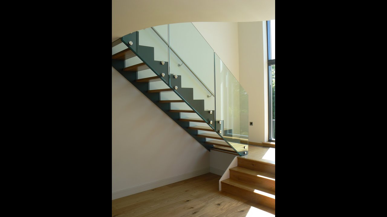 Creating Random Stair And Stair Railing In Revit Architecture   YouTube