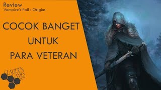 Review : Vampire's Fall : Origins Indonesia, Gladden Game Show  #13