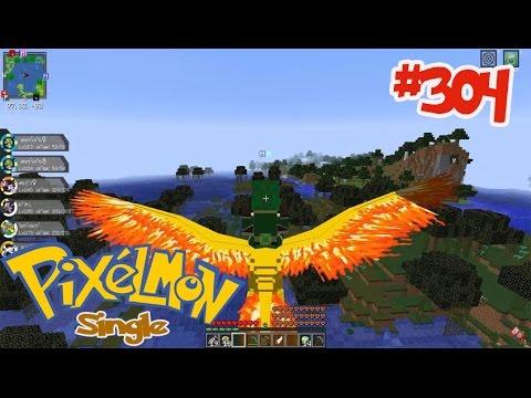 Minecraft Pixelmon Single [1.8/4.0.6] #304 มาจับโปเกม่อนกัน