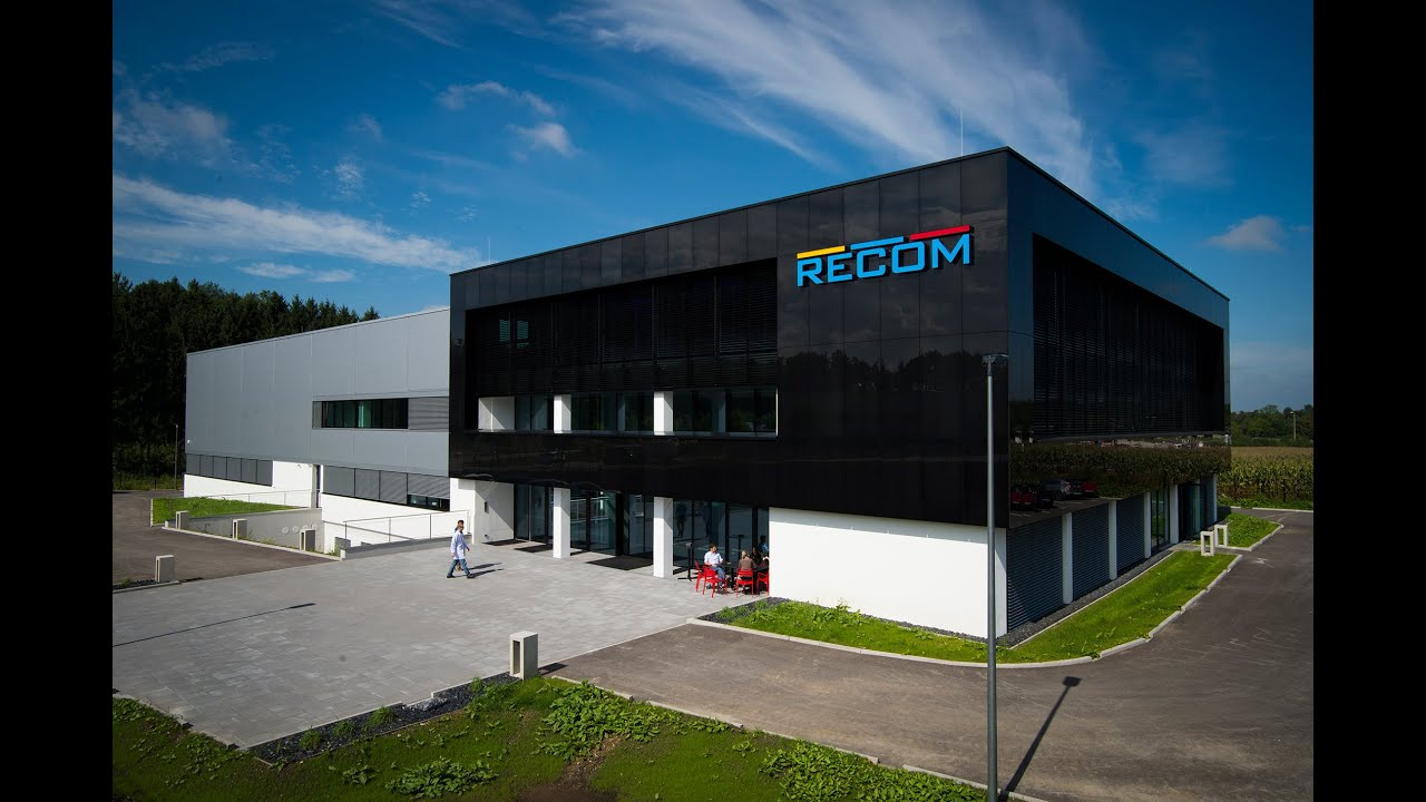 Recom We Power Your Products