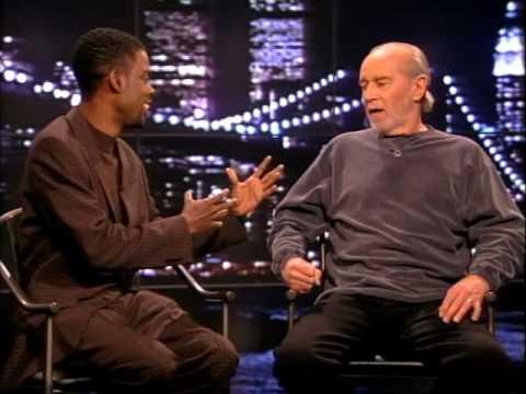 George Carlin - Chris Rock Show