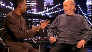 George Carlin - Chris Rock Show