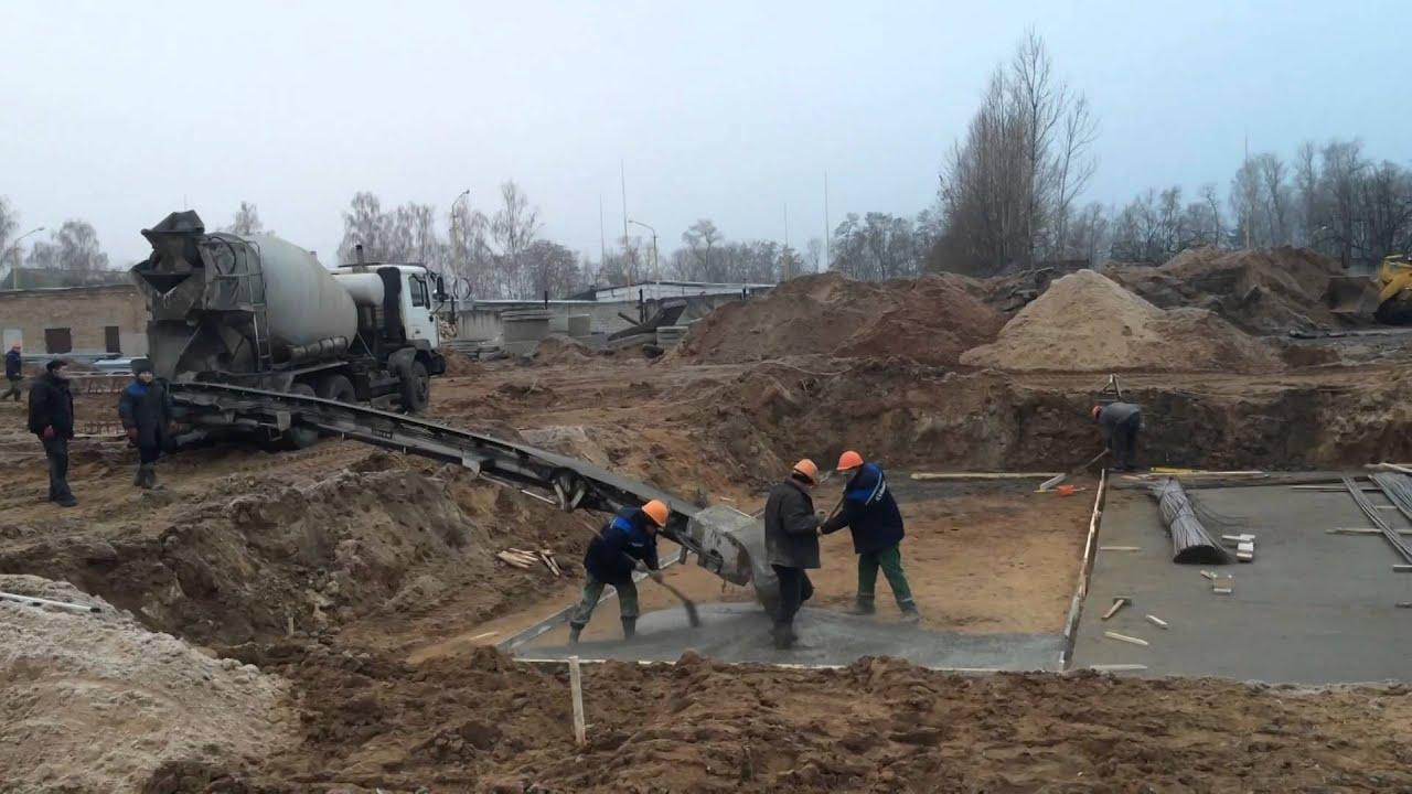 Доливка бетона джубга кредо бетон