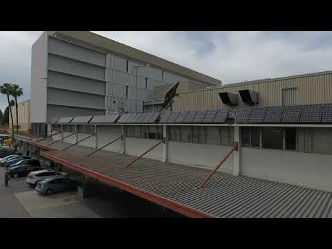 PV Solar Array Flight, Cal State LA, CSULA