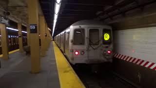 BMT 4th Avenue Local & Express: 59th Street (Stillwell Avenue, 95th Street, Bay Parkway & Manhattan)