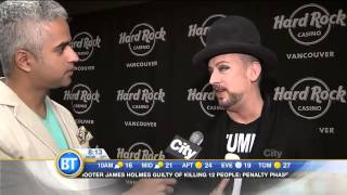 Full Interview: Boy George and Culture Club!