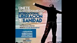 ¡ENTRENAMIENTO EN LIBERACIÓN DEMONÍACA EN CRISTO LIBERA!