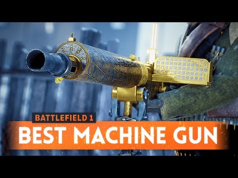 ➤ THIS IS THE BEST LMG IN BATTLEFIELD 1! (Battlefield 1 Best Weapons)