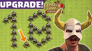 BAUHÜTTEN UPGRADEN?! || CLASH OF CLANS  || Let