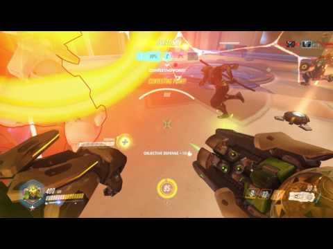 [Overwatch] Zai's Noob Orisa In Competitive