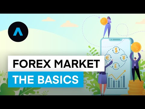 Forex Trading For Beginners: Basics of The FX Market & Currency Pairs