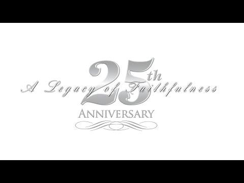 A Legacy of Faithfulness 2015 (Non DVD Version)