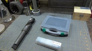 63 Annular Cutter Holder for my Lathes Tailstock