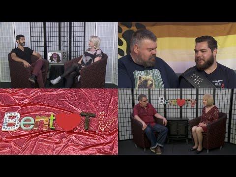 Bent TV: Queer Idea (MQFF), The Bear Cave (VicBears), Deep Trans (Brenda versus Germaine), 11MAR16