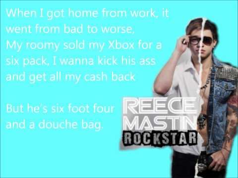 Reece Mastin - Rockstar lyrics (RADIO)