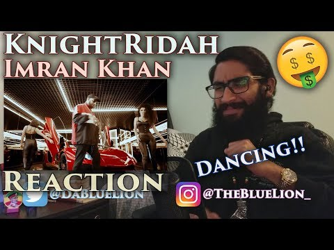 Canadian REACTS to Imran Khan - Knightridah (Official Music Video) 🚗