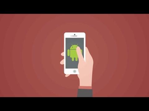 Клиент серверное приложение под Android с помощью сторонних библиотек