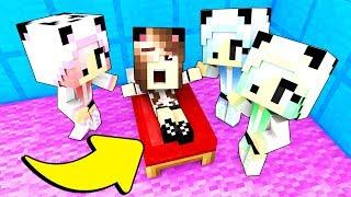 ANNA È STATA RAPITA DALLE RAGAZZE!! - Scuola di Minecraft #18