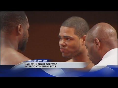 Boxer Robert Hall, Jr. travels to Budapest for WBO Intercontinental belt