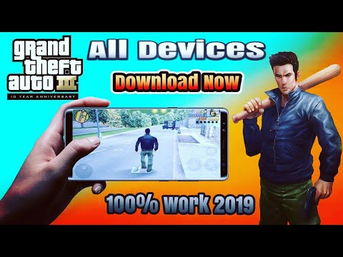 How To Download And Install GTA 3(Liberty City) For Any Android Device || How To Download GTA 3 ||