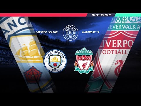 Чемпионат Англии: 17 тур: Манчестер Сити 5:3 Ливерпуль (Обзор матча)