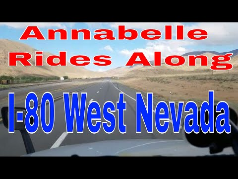Annabelle Rides Along Sparks Nevada / RVT