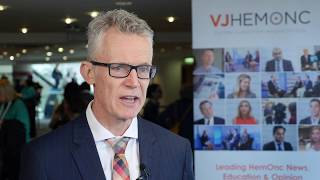 Comparing CLL regimens with MRD