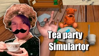 МЕДВЕЖИЙ ЧАЙ - Tea Party Simulator [МЖ]