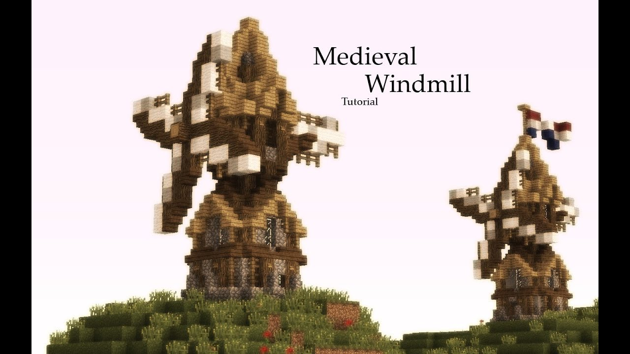 Medieval Windmill Tutorial 2