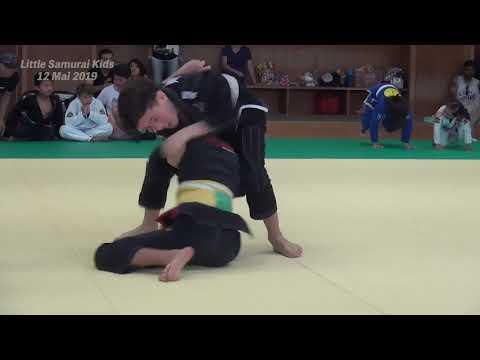 FL - Samurai Kids - Luta 17