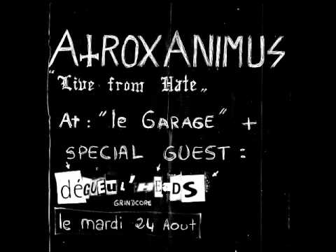 Atrox Animus - Deathcrush [Live from Hate 24 / 08 / 2004]