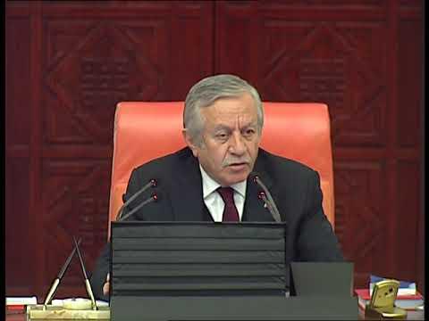Müsavat Dervişoğlu | 2019 Bütçesi Hk. Genel Kurul Konuşması | 14 Aralık 2018