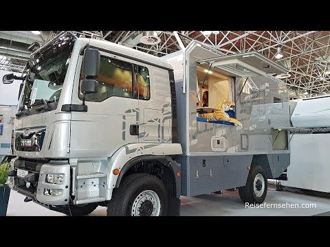 Offroad-Safari mit dem Outdoor-Camper by Reisefernsehen.com - Reisevideo / travel video