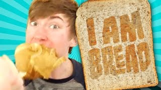 I AM BREAD (iPhone Gameplay Video)