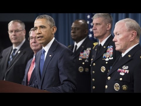 Obama: U.S. working to 'smother' new ISIS cells