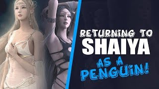 returning To Shaiya - A Classical MMORPG... As A PENGUIN! \_()_