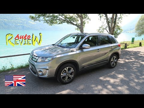 Suzuki Vitara 1.6l Turbo Diesel (2017) | AutoReview | Switzerland | Episode 78 [ENG]