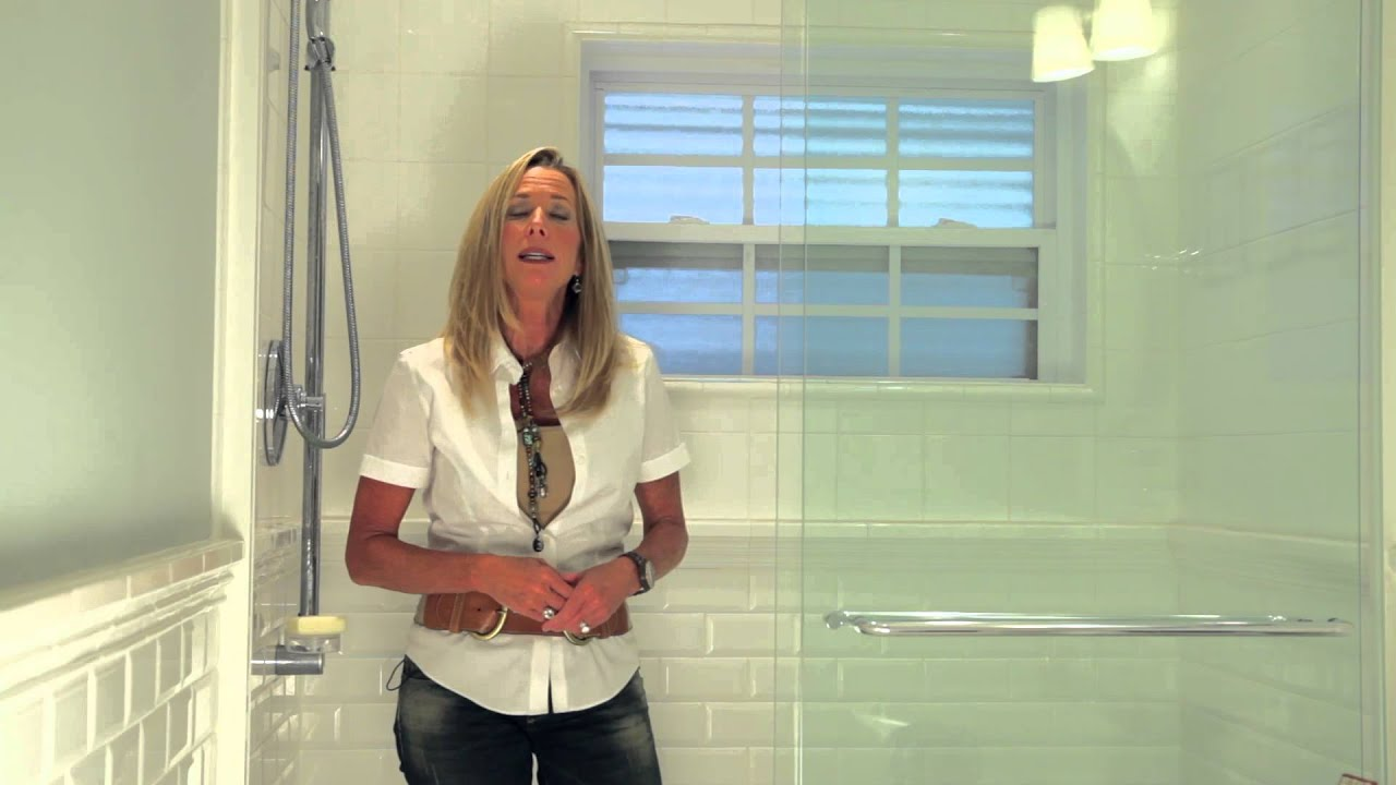 How To Remodel Your Bathtub Into A Shower Home Design Tips Tricks Youtube