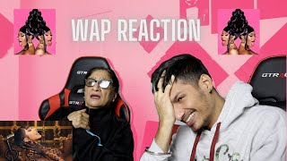Cardi B - WAP feat. Megan Thee Stallion [Official Music Video] (REACTION WITH MOMMA) 😂