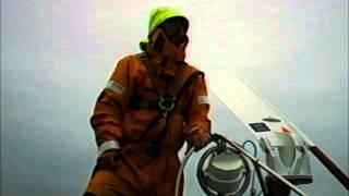 Tiki 21 Catamaran Cookie - Harry The Windvane Steering