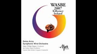 デリク・ブルジョワ /吹奏楽のための交響曲 Op  67 より III. March Winds