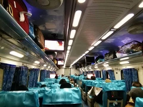 Pakistan Railways || Super Deluxe Coach || Most Comfortable and Splendid Class
