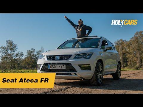 Seat Ateca FR 2020 - Prueba / Review en español | HolyCars TV