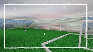 Indoor Soccer Stadium @ Welcome to bloxburg | Roblox