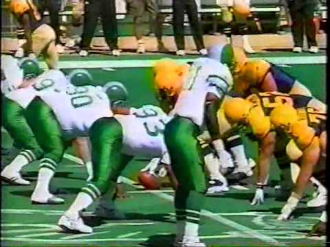1994 Week 3 Eagles vs Green Bay clip1